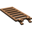LEGO Bar 7 x 3 with Double Clips (6020)