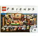 LEGO Central Perk Set 21319 Instructions
