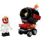 LEGO El Fuego's Stunt Cannon Set 30464