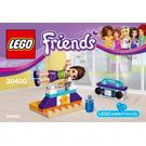 LEGO Gymnastic Bar Set 30400