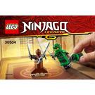 LEGO Ninja Workout Set 30534