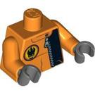 LEGO Gold Tooth Torso (76382)