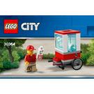 LEGO Popcorn Cart Set 30364