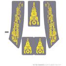 LEGO Sticker Sheet for Set 8078 (90786)