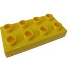 LEGO Duplo Plate 2 x 4 (4538 / 40666)